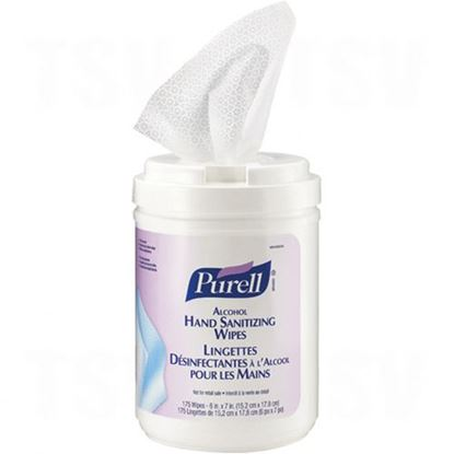 Image de Lingettes antiseptiques pour les mains Purell(MD)