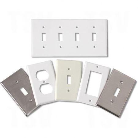 Image de la catégorie Plaques & couvercles pour interrupteurs