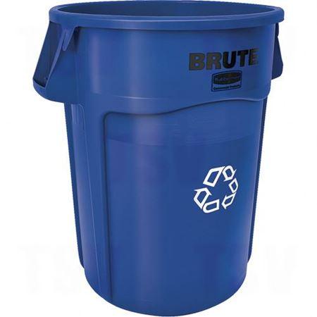 Image de la catégorie Contenants pour recyclage