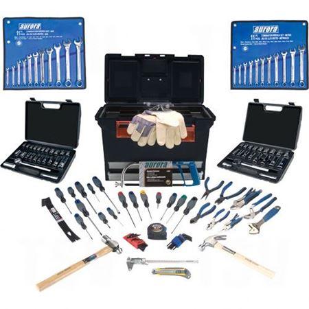 Image de la catégorie Ensembles d'outils