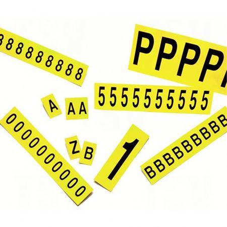 Image de la catégorie Systèmes de lettrage & de numérotation