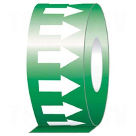Image de la catégorie Identification par marqueur de tuyau
