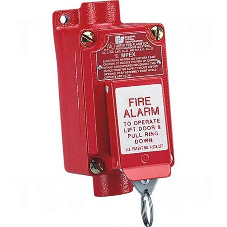 Image de la catégorie Sytèmes d'alarme d'incendie